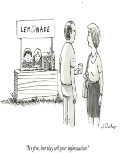 lemonade cartoon 20 oct 2011 personal data